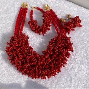 Jewelry - Hand made beads jewelry